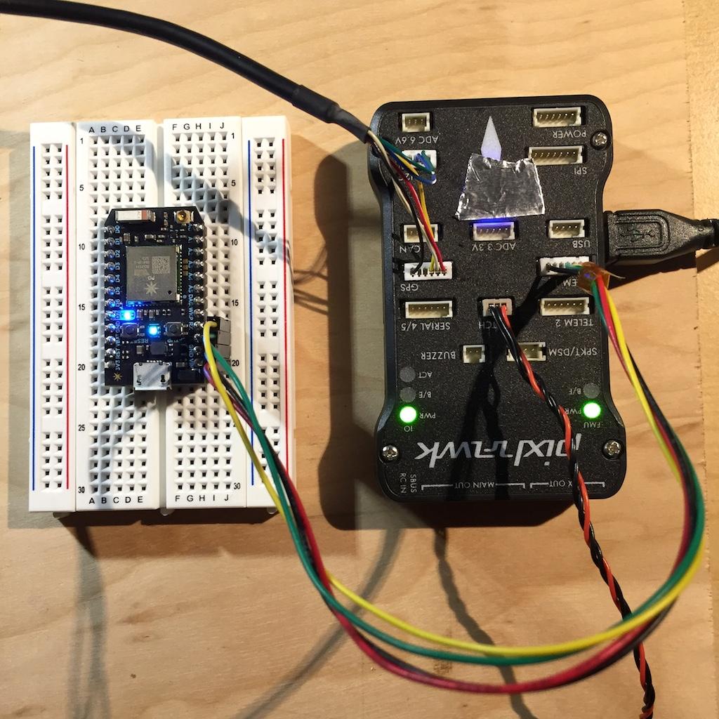 Photon proto wiring